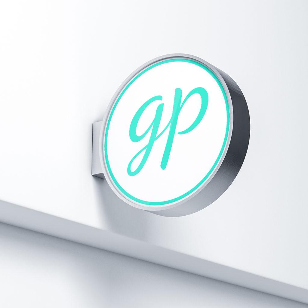 GrandePaintings Logo